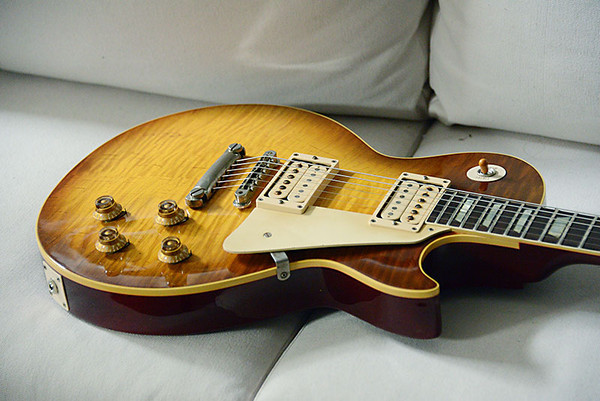 1959 Gibson Les Paul Burst
