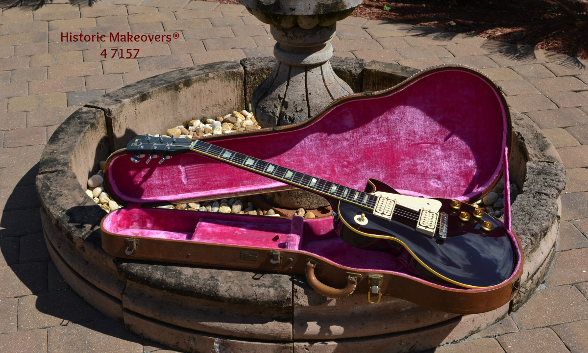 1954 Gibson Jeff Beck Oxblood