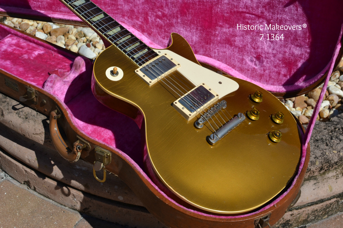 1957 Gibson Les Paul Goldtop