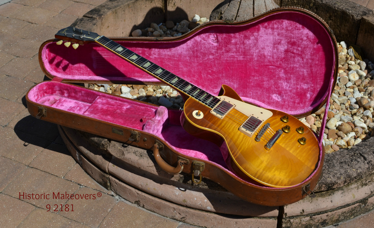 1959 Burst Gibson Les Paul
